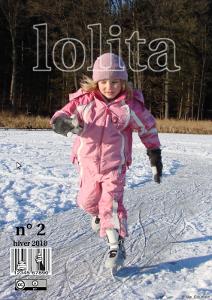 Couverture Lolita hiver 2010